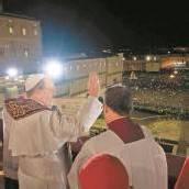 Franziskus I. ist der erste Papst aus der neuen Welt