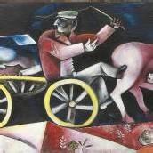 Eine fantastische Ansammlung der besten Arbeiten von Marc Chagall (1887–1985) lockt ins Kunsthaus Zürich
