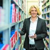 Frau und wirtschaft. Karin Fink-Loos (39), GF Kugelfink, Dornbirn