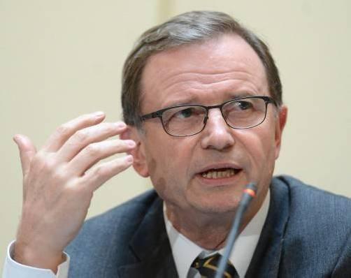 Karlheinz Kopf begrüßt den Sanierungsplan für das Parlament. AP