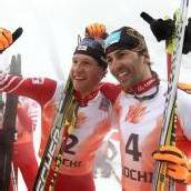 Gruber/Denifl im Team-Sprint