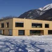 Bludenz: Neuer Kindergarten nimmt Form an
