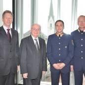 Neuer Polizeichef für den Bezirk Dornbirn