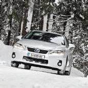 Ein ,,Elektro-Benziner im Winter