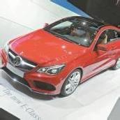 Modell-Vielfalt: Bei Mercedes ist Widerstand zwecklos