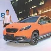 Peugeot will mit einem Cross-over durchstarten