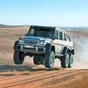 Mercedes für Scheichs