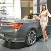 Oben ohne bei Opel: Ein Dach denkt mit