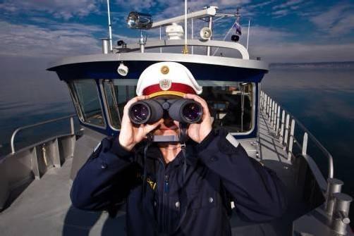 Die Harder Seepolizei hatte im vergangenen Sommer insgesamt 162 Einsätze zu bewältigen. Die Zahl der Verunfallten stieg stark. VN/STEURER