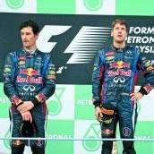 Team-Therapie für Vettel