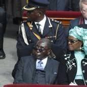 Staatschefs, gekrönte Häupter und ein Diktator