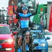 Daniel Martin gewann die Königsetappe