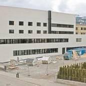 Spitalserneuerung verläuft nach Plan