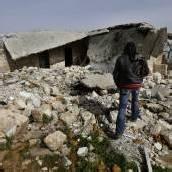 Syrische Jets schießen auf Ziele im Libanon