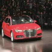 Audi setzt seine Modelle unter Strom