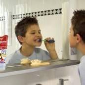 Kinder lieben Ostern, Zähne weniger