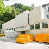 Feldkirch: Neue Lüftungsanlage für Poolbar