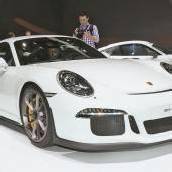 Rennstrecken-Porsche für öffentliche Straßen