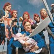 Vorarlbergs Frauen zeigen auf Aktionen zum Weltfrauentag /A5