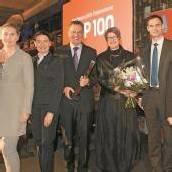 VN-Wirtschaftspreis an Georg Comploj verliehen