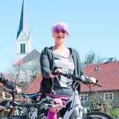 Alles dreht sich ums Radfahren