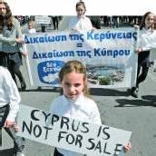 Zyperns Nationalfeiertag: Proteste statt Feiern