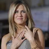 Aniston rührte Regisseur zu Tränen