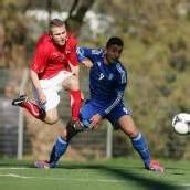Acht Tore des U-17-Teams mit Mathis