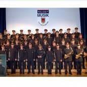 Frühjahrskonzert der Polizeimusik