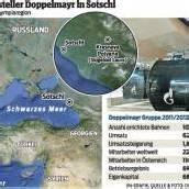 Sotschi-Projekt im Plan