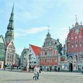 Sommernachtsträume in Riga