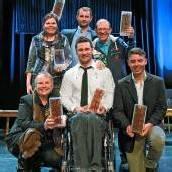 Vorarlbergs Sport-Asse 2012 ausgezeichnet