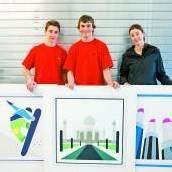 Qualitative Facharbeit der Malerlehrlinge