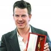 Markus Lanz in Wien geehrt
