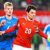 6:0-Kantersieg des ÖFB-Teams gegen Färöer
