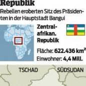 Lage nach Putsch in Zentralafrika gespannt