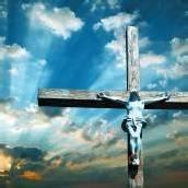 Enthüllung des Kreuzes