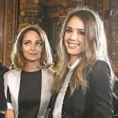Star-Rummel auf der Fashion Week in Paris