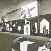 Architekturwettbewerb entschieden: In der Poolbar feiert man heuer den Dadaismus