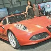 Autoshow mit vielen Premieren Alle neuen Automodelle in Genf /F1-9