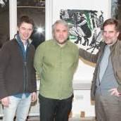 Feldkirch: Vernissage in altehrwürdiger Villa