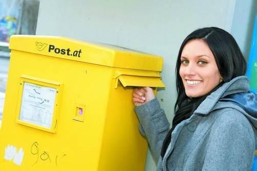 """Als letzte Gemeinde im Walgau hat nun auch Thüringen sein """"eigenes"""" Postamt verloren. Symbolfoto: VN/Paulitsch"""