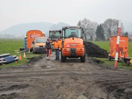 Am 25. Mai soll der Radweg am Egelsee im Tostner Ried eröffnet werden. Foto: sm