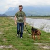 Mäder: Gassi gehen am Rhein sorgt für Debatte
