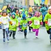 Lauffest für Jung und Alt