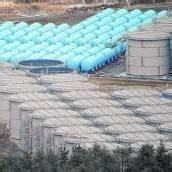Im AKW Fukushima tritt kontaminiertes Wasser aus