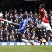 Chelsea gewinnt das Gigantenduell