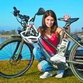 E-Bikes und bunte Beachcruiser Die Fahrradtrends der Saison /A5
