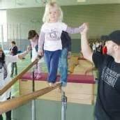 Familienspielefest in der Mittelschule Herrenried
