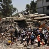 47 Tote bei Einsturz von Hochhaus in Mumbai